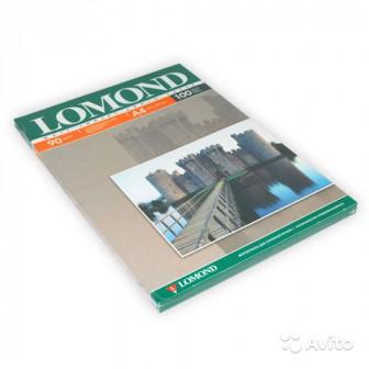 Lomond Фотобумага матовая 90 гр/м, А4, 100 л