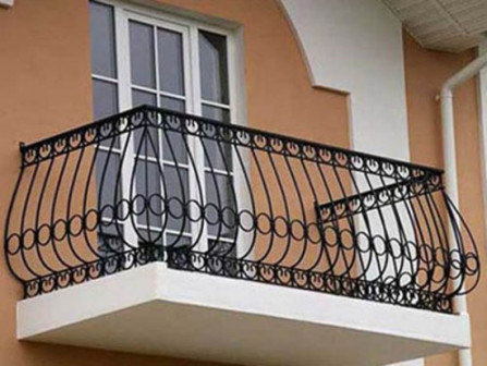 Металлические балконы, лоджии, веранды - делаем под ключ