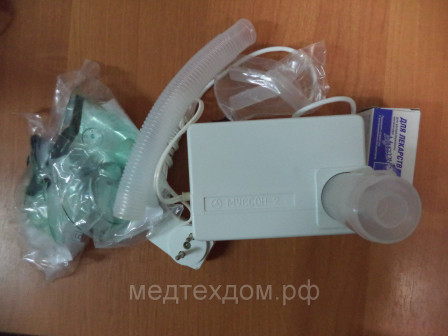 Ультразвуковой ингалятор Муссон 2 03 Комфорт