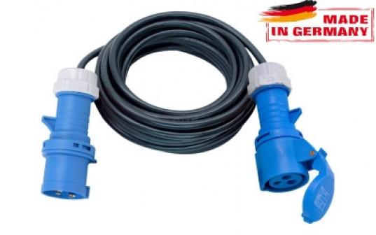 Удлинитель 10 м Brennenstuhl Extension Cable, черный (1167650210)