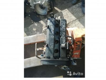 Двигатель 1.4 Ford Fusion 50000 км пробег fxga