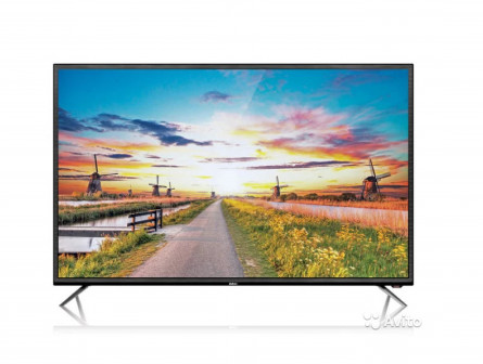 "Телевизор 39"" LED BBK 39LEX-5027/T2C (Цвет: Black)"