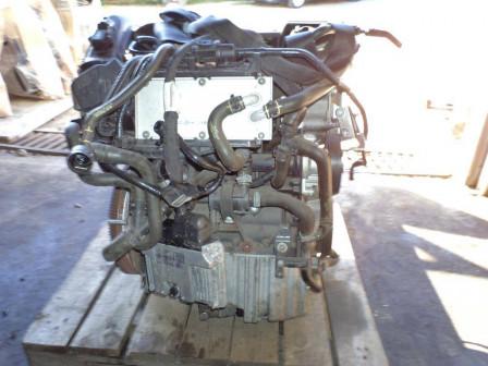 Контрактный двигатель Volkswagen Audi caxa