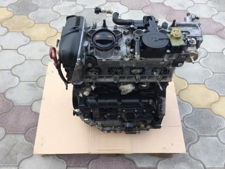 Контрактный двигатель Volkswagen Audi CCZ 2.0 л