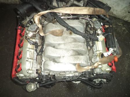 Контрактный двигатель Audi BAR 4.2 л 350 л.с