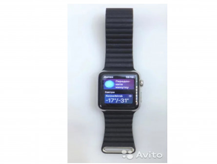 Apple Watch1 42мм (A1554)