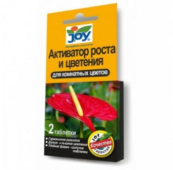 Активатор роста и цветения для орхидей JOY 2 табл 100