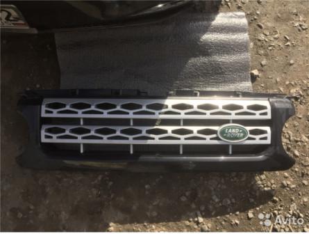 Решетка радиатора для Land Rover Discovery IV