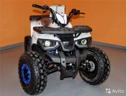 Квадроцикл детский Avantis Hunter 8 New 125 кубов