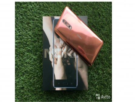 Nokia 8 Dual sim новый
