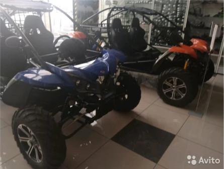 Багги RL 1100cc, RL 1500cc