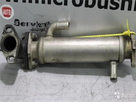 Радиатор егр Fiat Ducato 244 Елабуга