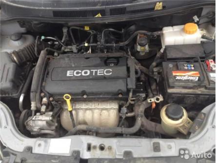 Двигатель шевроле авео т250 1.4 ат F14D4