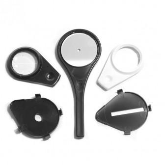 Офтальмоскоп ручной зеркальный ОЗ 5 с футляром
