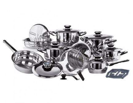 Набор посуды VINZER 89025 Grand Cuisine