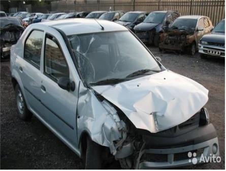 Авторазбор Рено Логан, Renault Logan