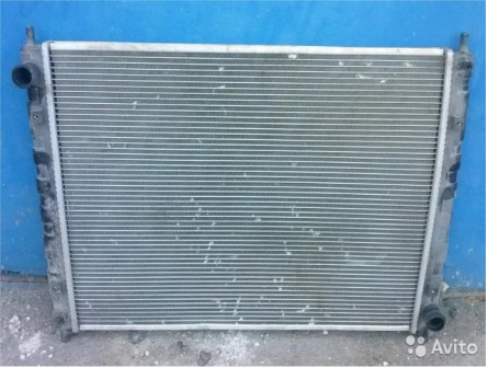 Chery Tiggo 5 радиатор