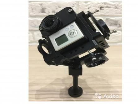 Риг под GoPro для видео 360 VR и панорамных фото