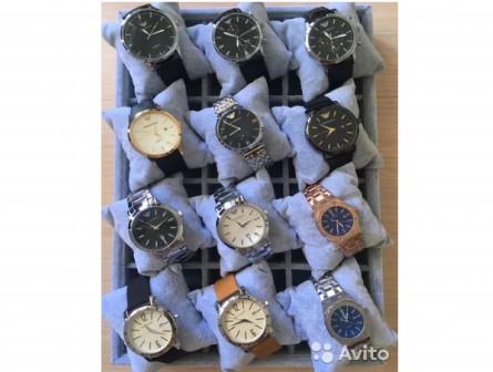 Мужские женские часы armani Bvlgari audemars Pigue
