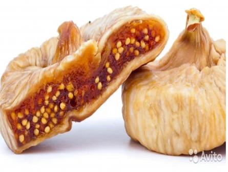 Инжир вяленый оптом и в розницу