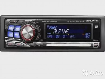 Alpine 9853