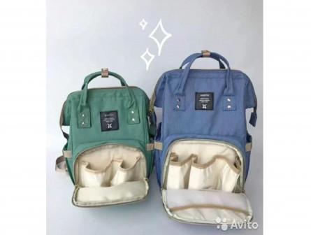 Рюкзак для мам +usb
