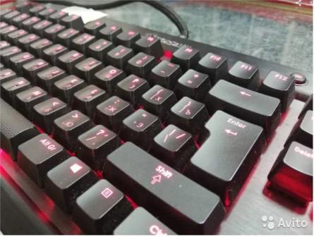 Игровые клавиатуры corsair б/у