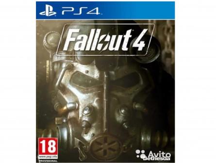 Fallout 4 (PS4) + обмен на ваши старые игры