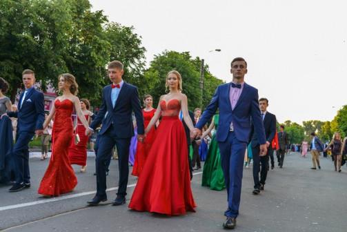 Фотосъемка: Выпускные торжества.