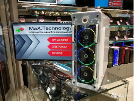 Новый Intel G54008GB2000GBRadeon RX 570 8GB600