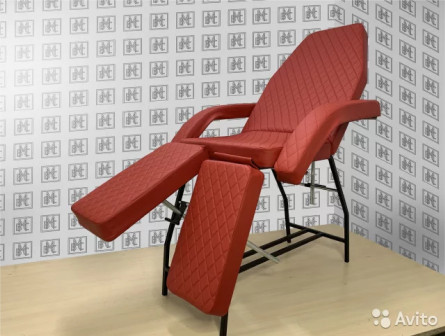 Педикюрное кресло - кушетка