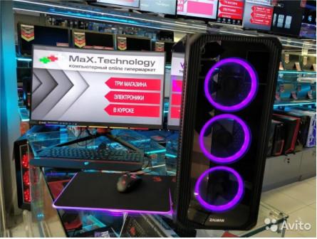 Новый AMD A12 9800E8GB240SSDRadeon R7450W