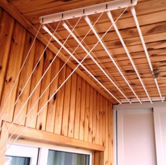 Сушилка потолочная на балкон или лоджию