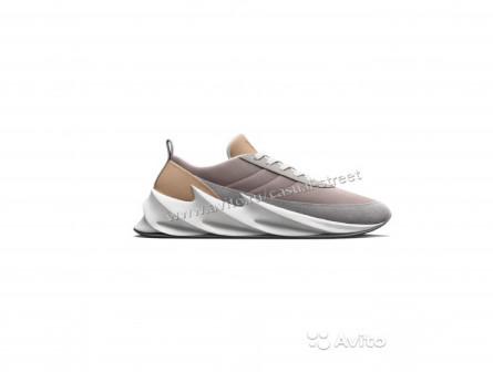 Adidas Кроссовки Shark - Beige / White