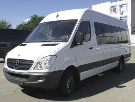 Заказ микроавтобусов от 8 до 19мест