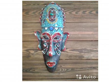Декор маски