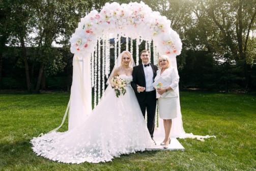 Торжественная регистрация брака, организация.