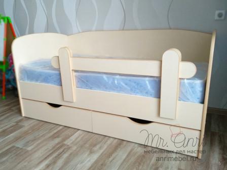 Детская кровать в наличии