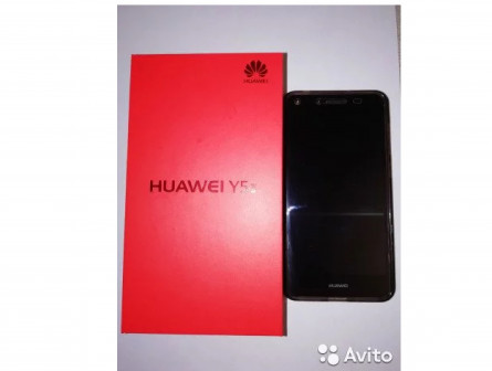 Huawei Y5 II,2сим,1-8Гб,8Мп.Рассрочка. Обмен