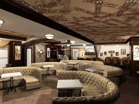 Мебель для кафе баров ресторанов