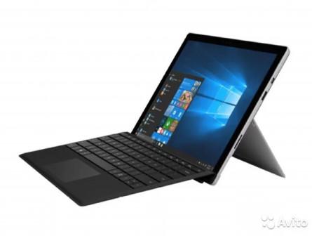 Microsoft Surface Pro 5 4/128 + клавиатура Размещено 29 июня в 17:49