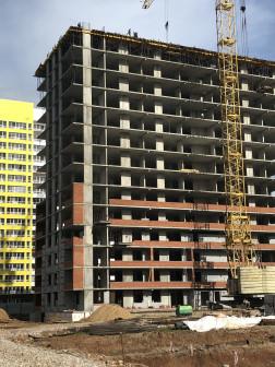 Продам трехкомнатную 73,1 кв.м квартиру в новостройке со сроком сдачи 3кв.2020г