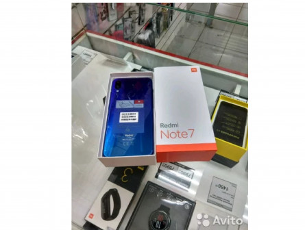 Redmi Note 7 Гарантия Магазин