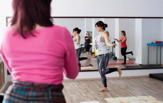 Групповое занятие женской славянской гимнастикой (разовое посещение)