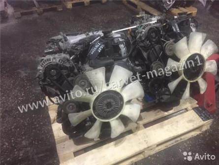 Двигатель G6AT Hyundai Galloper 3.0 V6 146 л.с