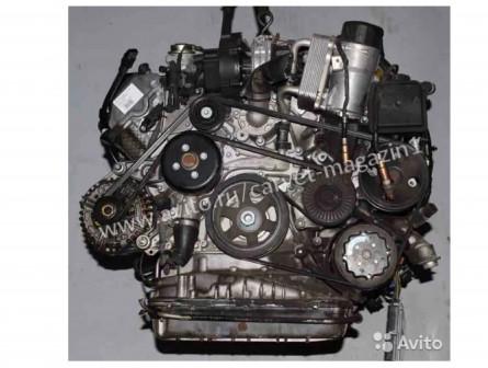 Двигатель Mercedes 112916 C240 W203 2.6л
