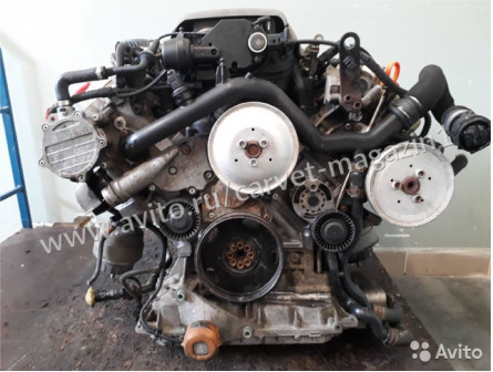 Двигатель BDW Audi 2.4 177 л.с. A6