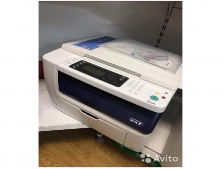 Принтер/копир/сканер лазерный цветной