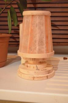 солевая лампа Патриций
