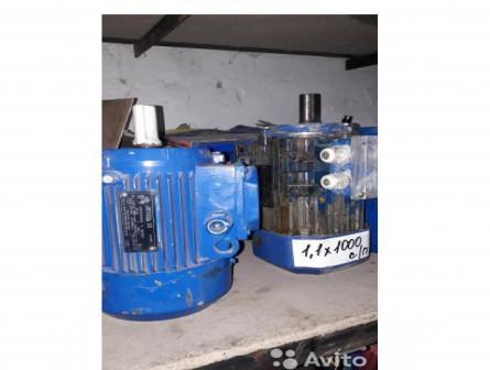 Электродвигатели 1.1 кВт из Ижевска